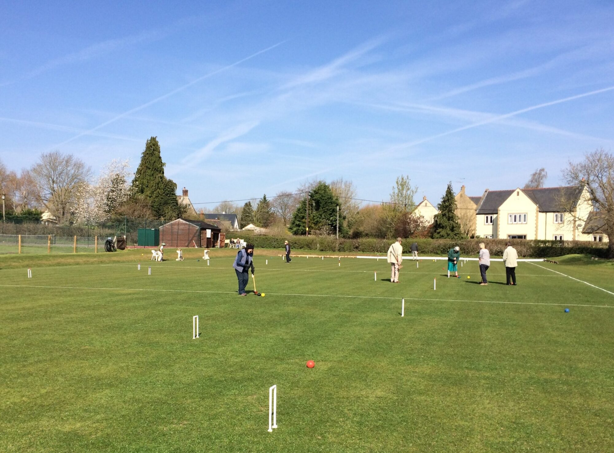kington langley croquet club